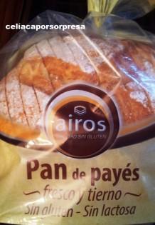 pan payés airos