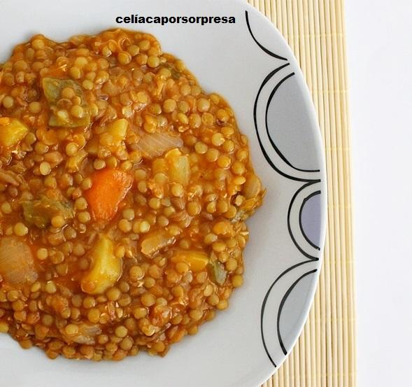 Octubre 2013 cel aca por sorpresa for Cocinar lentejas con verduras