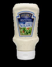 salsa de yogurt Heinz