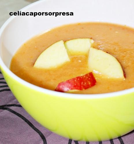 gazpacho de manzana1
