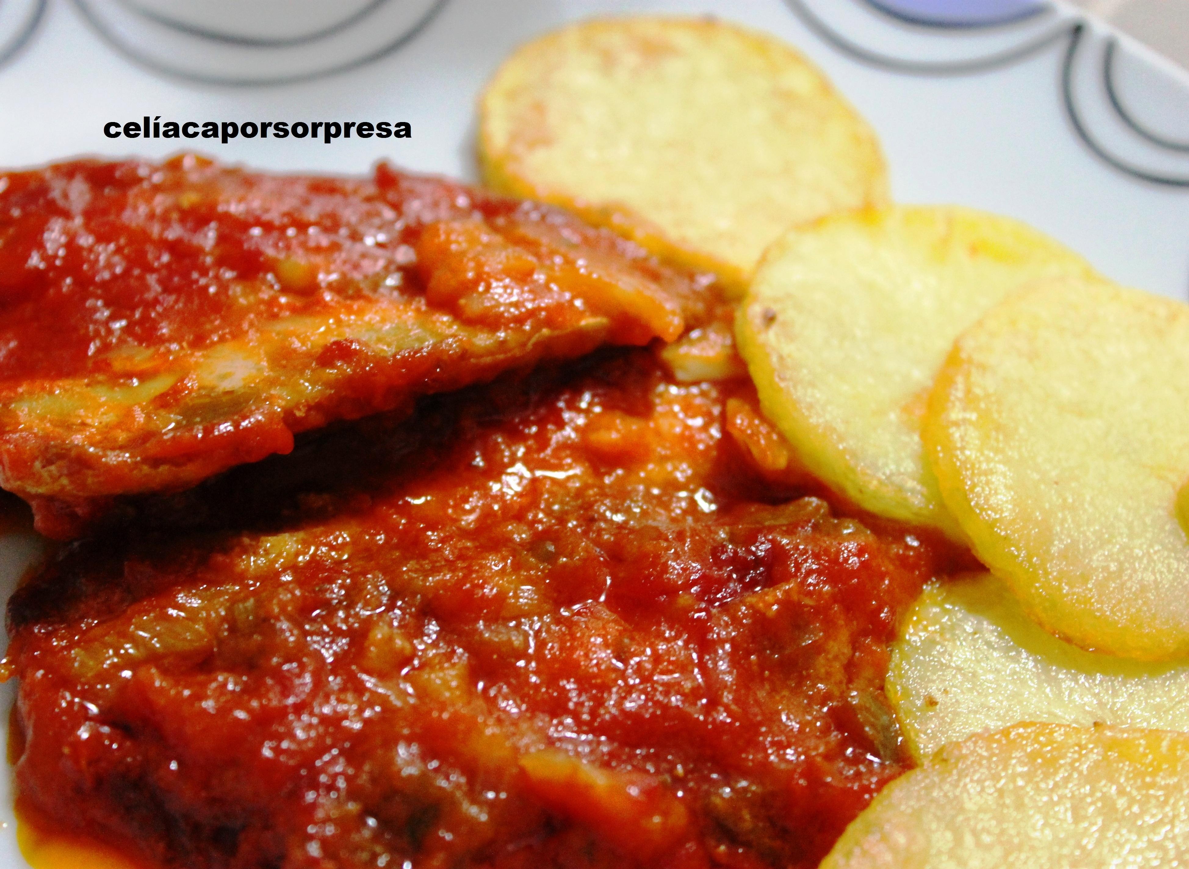 Sardinas A La Moruna Con patatas