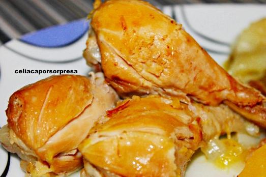jamoncitos de pollo con verduras4