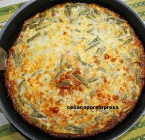 frittata-italiana-judias-verdes-jamon