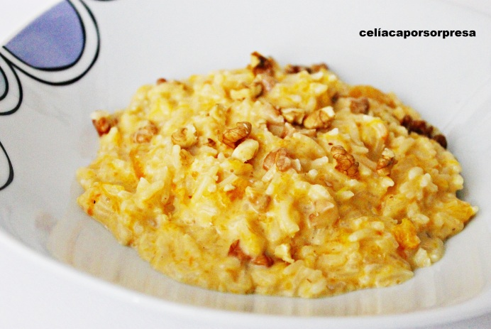 arroz-cremoso-con-calabaza-y-nueces-de-cerca