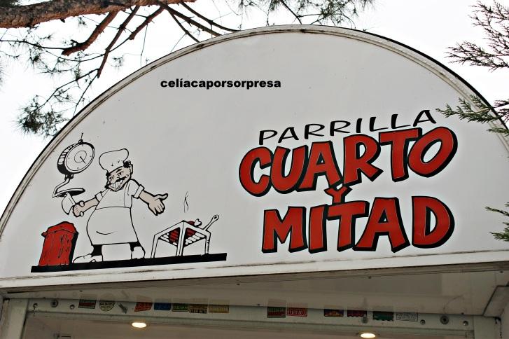 RESTAURANTE PARRILLA CUARTO Y MITAD EN MADRID – Celíaca por ...