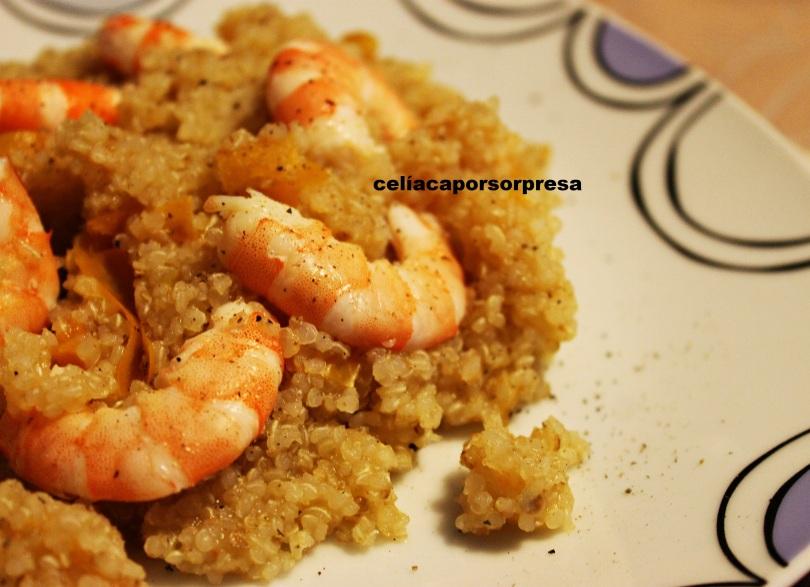 quinoa-con-langostinos-lado