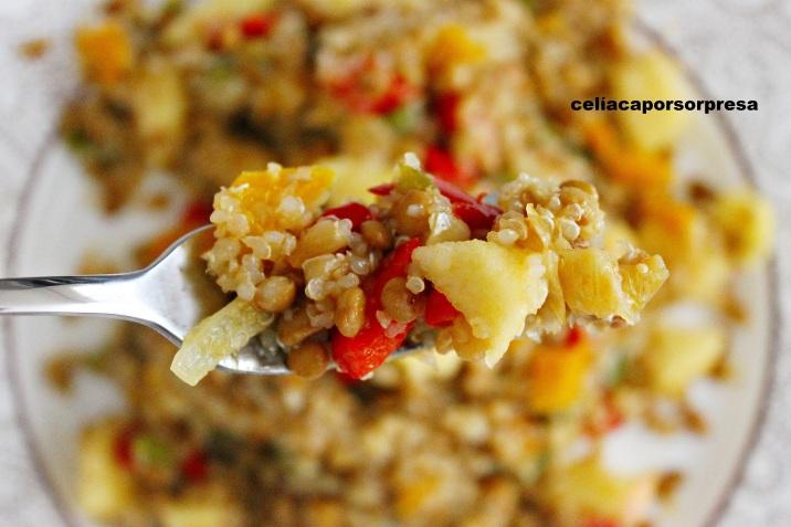 lentejas-con-quinoa-tenedor