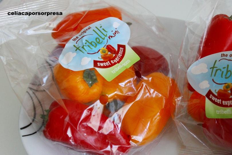 TRIBELLI PIMIENTOS, #SweetExperience
