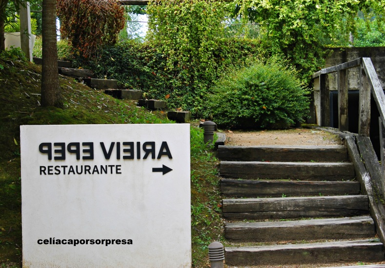 RESTAURANTE PEPE VIEIRA EN RAXÓ, PONTEVEDRA. ESTRELLA MICHELIN CON VISTAS